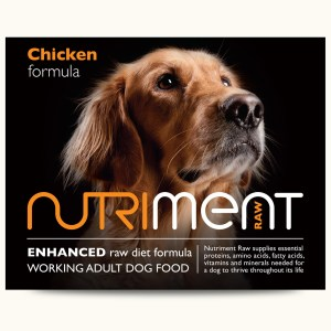 Nutriment Raw Dog Food