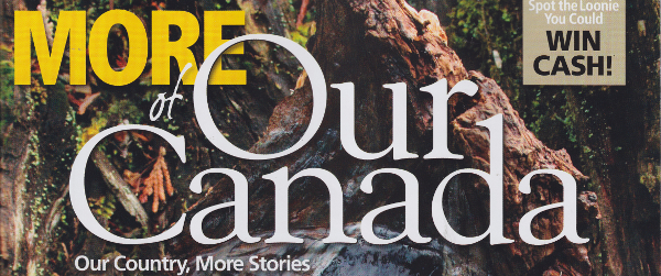 More of Our Canada Cover March 2011