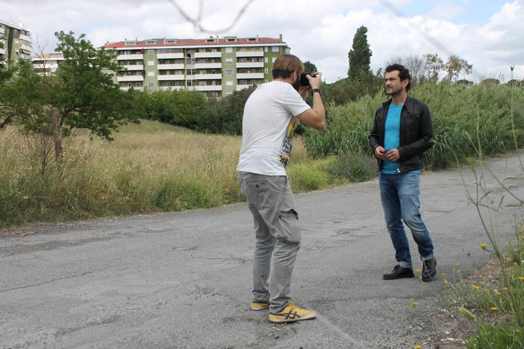 IMG_2622 backstage Adriatica di Carmine Bucci e CB VIDEO COMUNICAZIONE PRODUZIONE VIDEO centro italia
