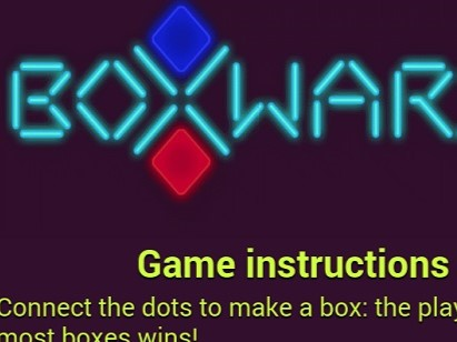 Boxwars Game