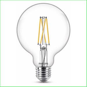 Globelampen helder