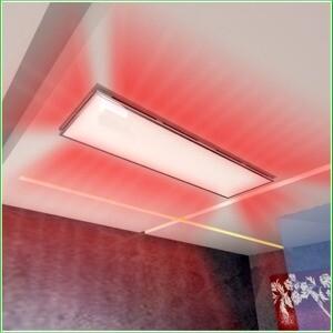 Infraroodverwarming en UVC luchtreiniging