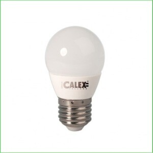 Kogellampen P40 E27