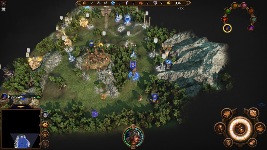 Might   Magic Heroes VII Review     Same Old  Same Old     Wolf s Gaming     Might and Magic Heroes VII2015 10 22 14 16 38