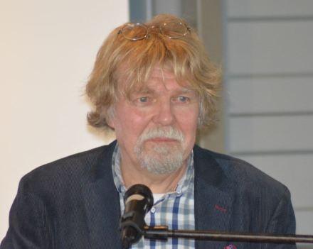 Dr. Heinrich Dickerhoff von der Katholischen Akademie Stapelfeld (Foto: Vogler)