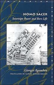 Gelesen: Giorgio Agamben –  Homo Sacer: Sovereign Power and Bare Life
