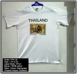 Kaos Thailand Import Size L