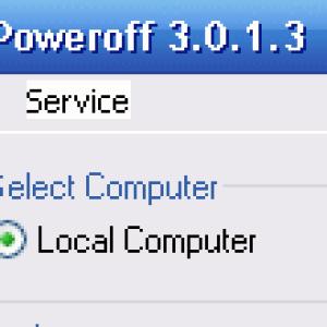 Bilgisayarı otomatik zamanlama ile kapatmak
