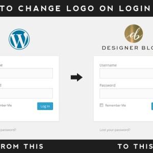 WordPress login sayfası logo, başlık ve URL değiştirmek
