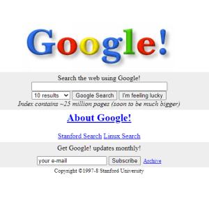 Bir web sitesinin geçmişini görmek