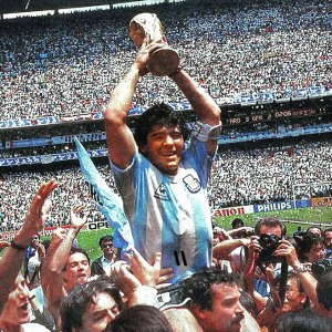 Adiós a Maradona