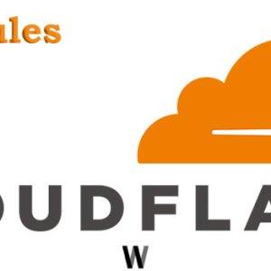 Cloudflare ile sayfa yönlendirmeleri kullanmak