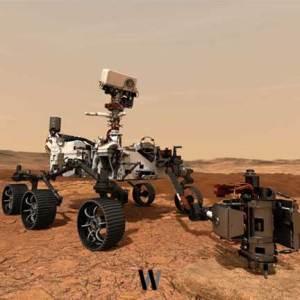 NASA'nın gezgini Mars'ta