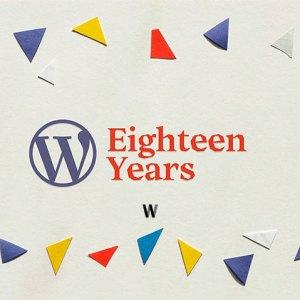 Happy birthday WordPress