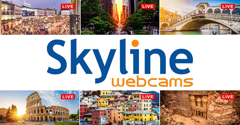 SkylineWebcams | Live HD Cams from the World!