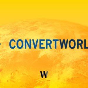 Convertworld, her şeyi birbirine çevirin