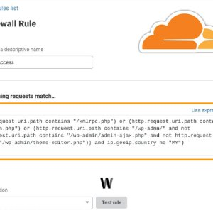 Cloudflare ile DigitalOcean ASN engellemek