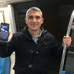 Metrolara internet geldi