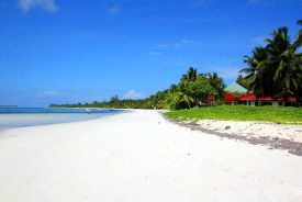 Beach Villa, Pralin