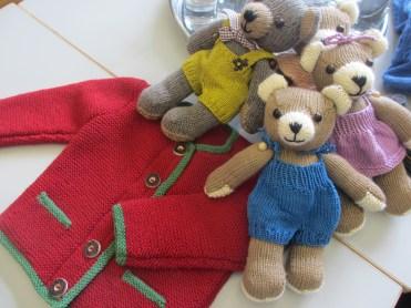 Renates Bären und Jackerl
