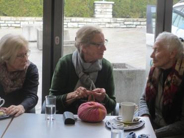 Erika, Rosi und Theresia