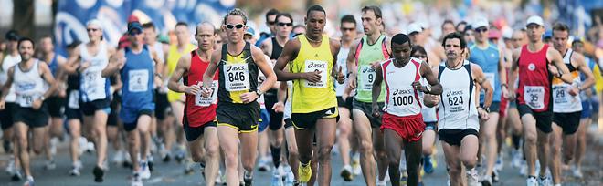 Canberra Marathon 2011