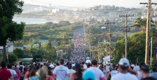 2012 Sun Run – Sydney's New Summer Fun Run