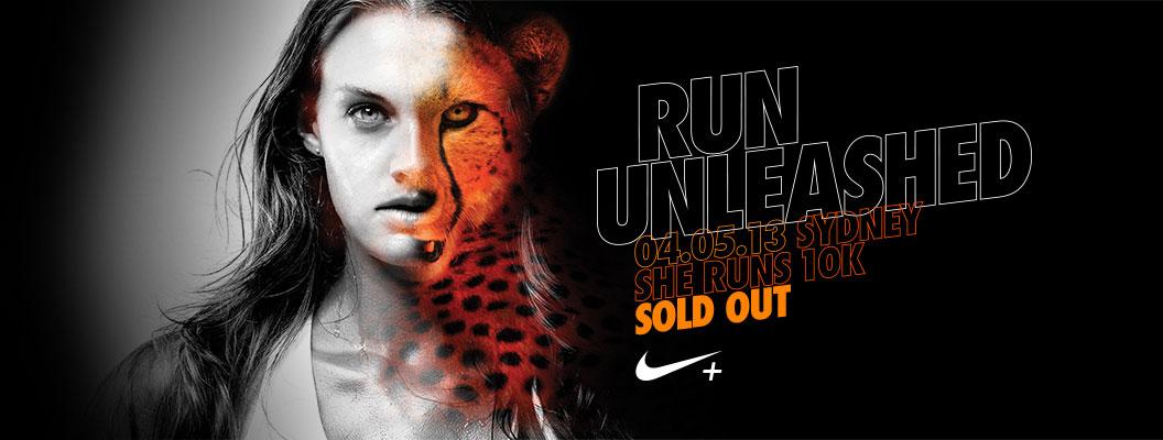 Nike She Runs the Night 2013 Sydney Route
