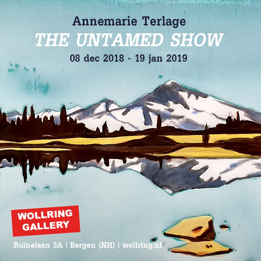 the untamed show annemarie terlage