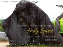 When you are moved by the Holy Spirit, your thoughts become different (Good WORD Spread WORLD, excerpt from Pastor Jeong Myeong Seok's sermons)