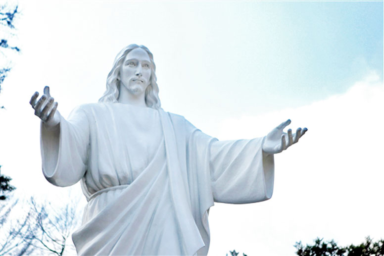 Statue of the Holy Son