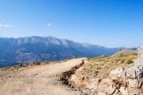 W drodze na Monte Cinto...