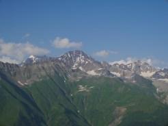 Ach te góry…