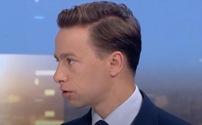 Krzysztof Bosak imigranci Białoruś