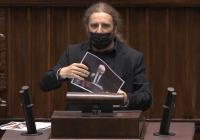 Sośnierz w Sejmie