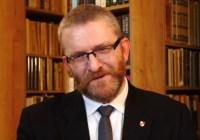 Grzegorz Braun i plandemii