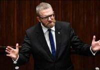 Grzegorz Braun zawiadomienie do prokuratury