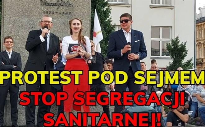 Konfederacja stop segregacji sanitarnej