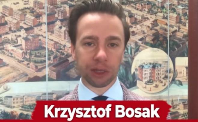 Krzysztof Bosak o Jarosławie Kaczyńskim i PiSie