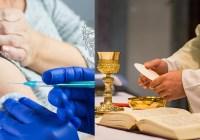 msze święte dla zaszczepionych w Kanadzie