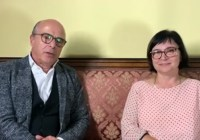 Jan Pospieszalski i dr Izabela Radziwiłłowicz
