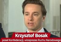 Krzysztof Bosak o zapaści w polskich szpitalach