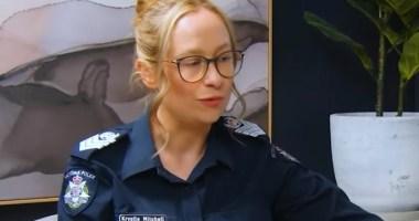 policjantka z Australii