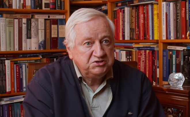 Profesor Bogdan Góralczyk o Chinach