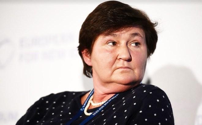 Profesor Magdalena Środa o antyszczepionkowcach