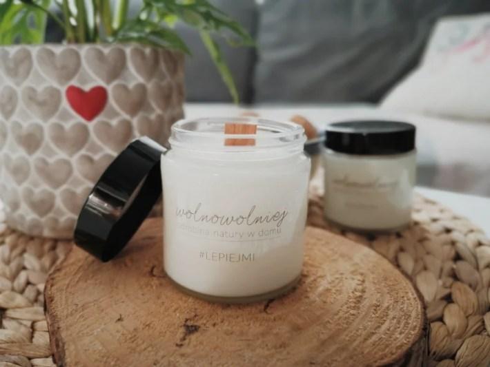Świeczki na wosku rzepakowym z naturalnymi olejkami - nowy produkt w naszym sklepie!