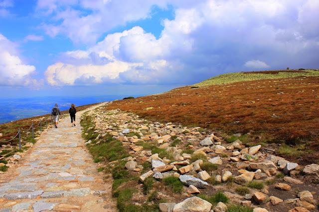 Szlak z szklarskiej Poręby do Karpacza