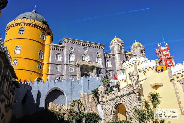 Sintra Pałac Pena
