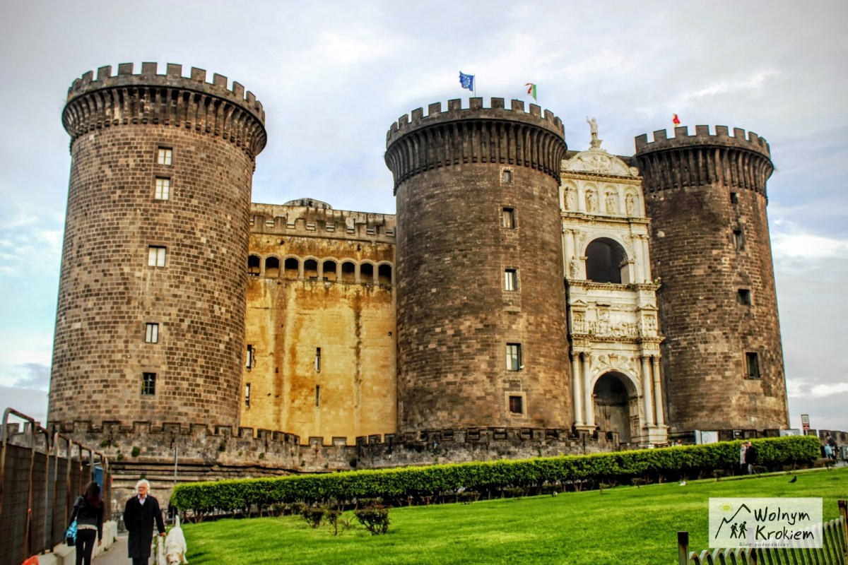 Zamek Nuovo i Pałac Królewski w Neapolu