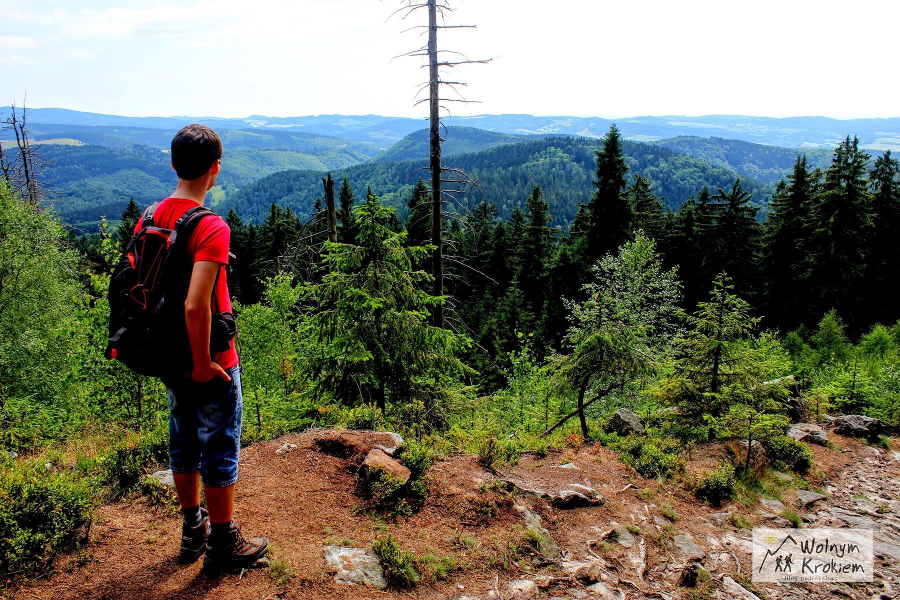 Labirynt błędne skały Góry Stołowe